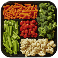 Vegetable Platter, Party Size