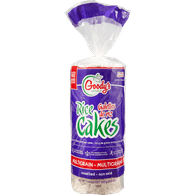 Goody's Rice Cakes, Multigrain Unsalted