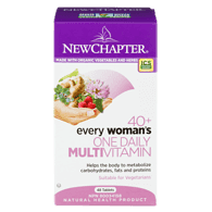 New Chapter Every Woman's One Daily Multivitamin