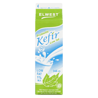 Elwest Probiotic Kefir Low Fat