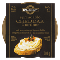 Spreadable Cheddar