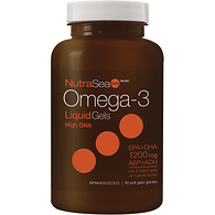 NutraSea DHA Omega-3 Supplement