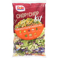 Chop Chop Chipotle & Cheddar Salad Kit
