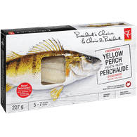 Great Lakes Yellow Perch Fillets