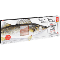 Great Lakes Pickerel Fillets
