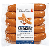 Saucisses Smokies originales