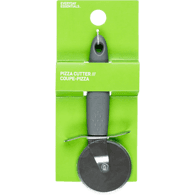 Pizza Cutter with Grey Handle
