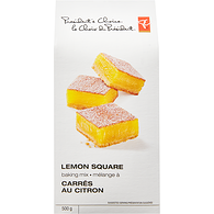 Baking Mix, Meyer Lemon Bars