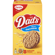 Oatmeal Cookies, Portion Pack
