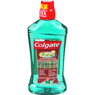 Total Mouthwash, Spearmint Surge