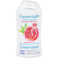 Crystal Light Liquid drink Mix, Posh Pomegranate