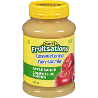 Fruitsations Apple Sauce, Unsweetened