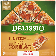 Thin Crispy Crust Canadian