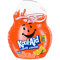 Kool Aid Liquid, Orange