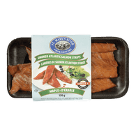 Smoked Salmon, Maple Flavour