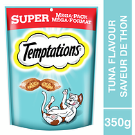 Temptations Cat Treats, Tuna Flavour