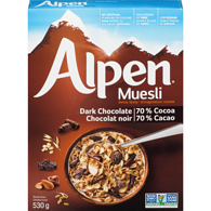 Alpen, Dark Chocolate