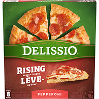 Rising Crust Pepperoni Pizza