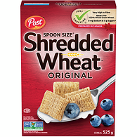 Spoon Size Shredded Wheat