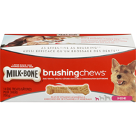 Brushing Chews Mini Dental Treats