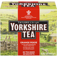 Yorkshire Orange Pekoe Tea