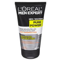 Men Expert  Pure Power Scrub