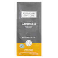 Second Cup Caramelo