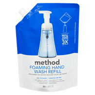 Foaming Hand Wash Refill, Sea Minerals