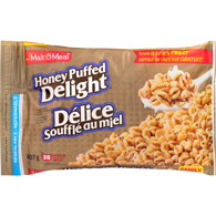 Cereal, Honey Puffed Delight