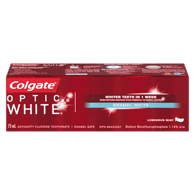 Optic White Toothpaste, Enamel White