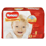Little Snugglers, Jumbo Pack Size 3 Diapers