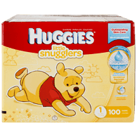 Little Snugglers, Super Pack Size 1 Diapers