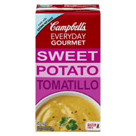 Everyday Gourmet, Sweet Potato Tomatillo