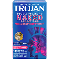 Double Pleasure Naked Sensations Condoms