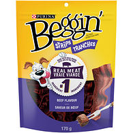 Beggin' Strips Bacon & Beef Flavours Dog Snack