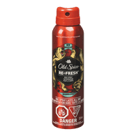 Body Spray, Bearglove