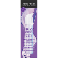 Frizz Ease Extra Strength 6 Effects + Serum