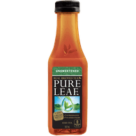 Pure Leaf Unsweetened Black Tea (Case)