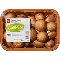 Cremini Mushrooms, Whole Club Pack