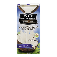 Coconut Milk Beverage, Vanilla