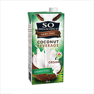 Coconut Milk Beverage, Unsweetened