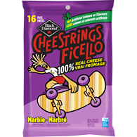 Ficello Cheestrings, Marbelicious