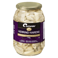 Herring in Wine Sauce