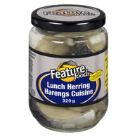 Lunch Herring