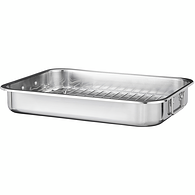 Stainless Steel Rectangular Roaster
