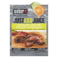Just Add Juice BBQ Marinade, Mexican Fiesta