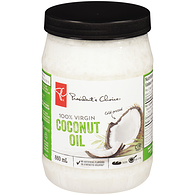 100% Virgin Cold-Pressed Coconut Oil