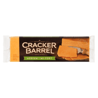 Cracker Barrel Cheese, Medium Cheddar