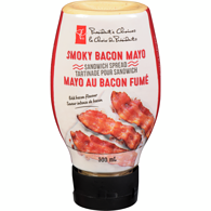 Mayonnaise bacon fumé