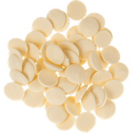 White Dipping Wafers